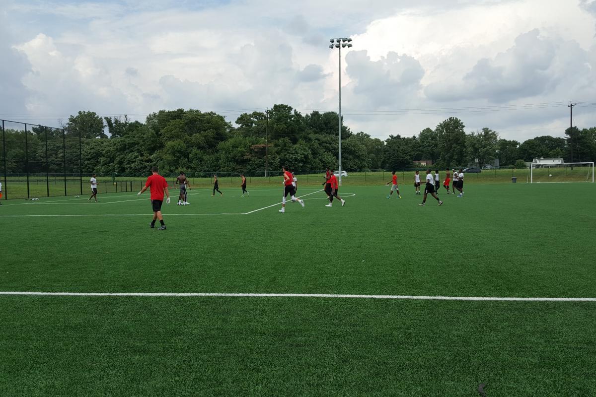Westampton Soccer Fields