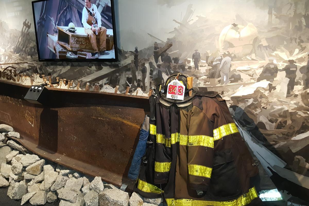WTES 9/11 Memorial