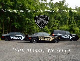 Westampton Police Covers