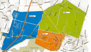 Trash Collection Schedule Map